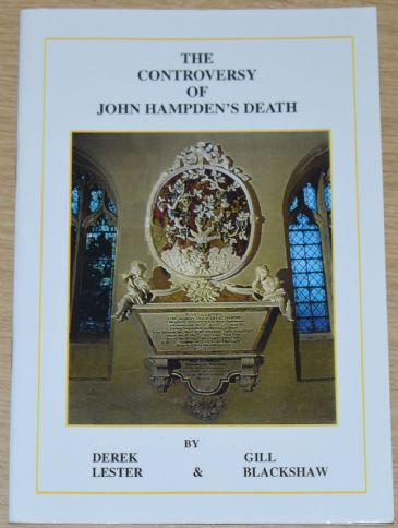 The Controversy of John Hampden's Death, by Derek Lister and Gill Blackshaw